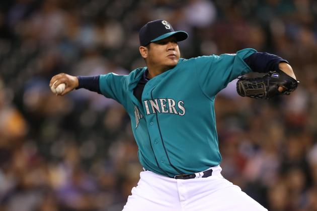 Elbow Issue Could Derail That Felix Hernandez Extension