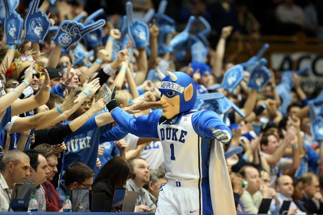 Duke Basketball: Ranking Biggest Threats to Blue Devils' ACC Championship Hopes