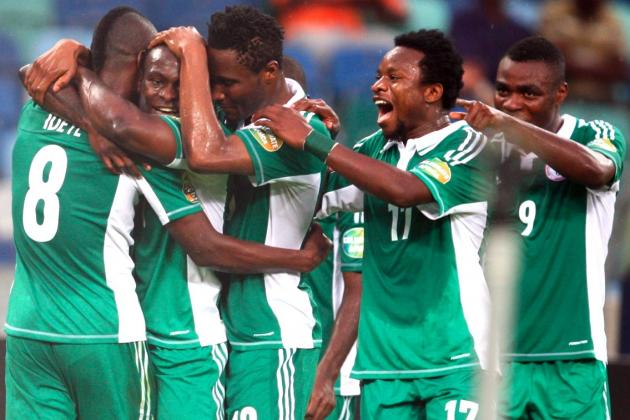Nigeria vs. Burkina Faso: AFCON Final Live Score, Highlights, Recap