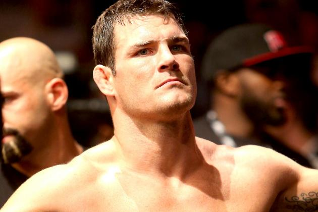 Michael Bisping Reacts to Vitor Belfort Being Allowed TRT Exemption