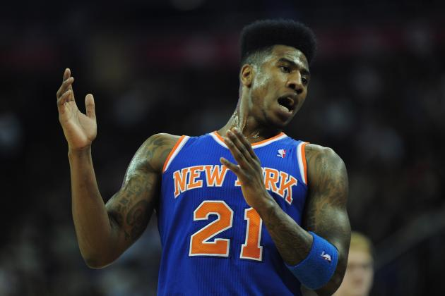 Playing Buy or Sell with Iman Shumpert Trade Rumors