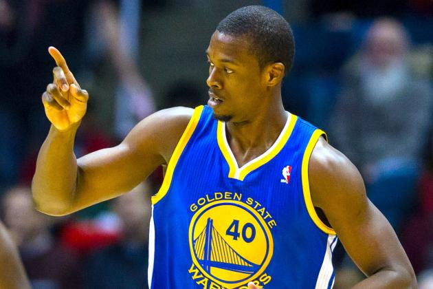 Warriors' Harrison Barnes Reportedly Drawing Trade Interest Around NBA