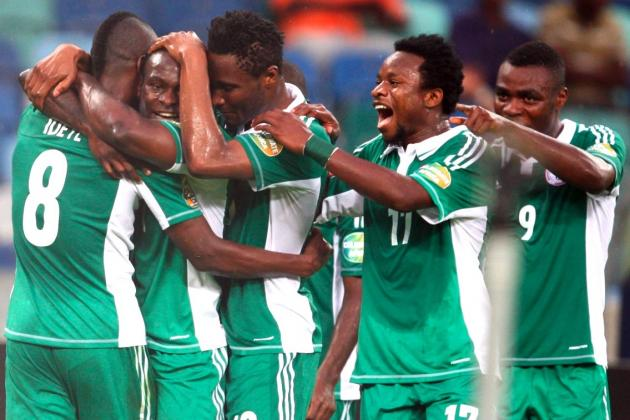 Africa Cup of Nations 2013: Nigeria vs. Burkina Faso Score and Results Summary
