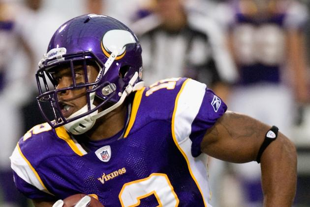 Report: Vikings Will Attempt to Trade WR Percy Harvin