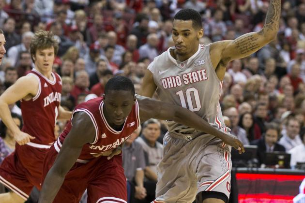 Victor Oladipo's Importance Shows as No. 1 Indiana Rolls over No. 10 Ohio State