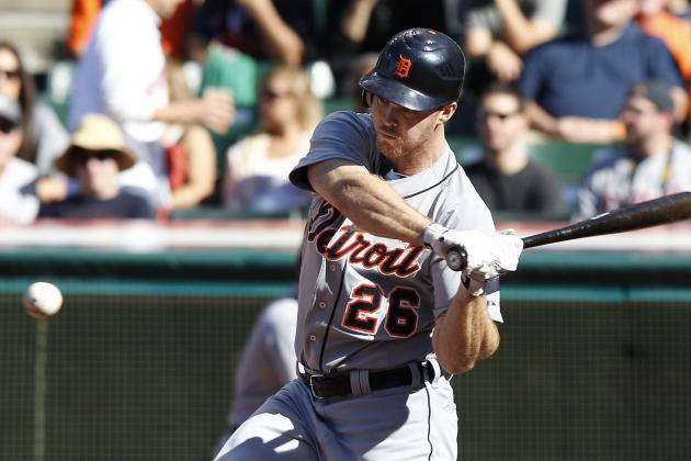 Shorter Stroke Could Mean Higher Production for Tigers' Brennan Boesch