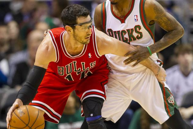 Hinrich Out; Noah, Belinelli Game-Time Decisions vs. Spurs
