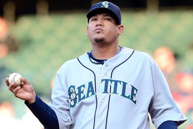 Felix Hernandez's Elbow Reportedly Draws Concern from Mariners in Contract Talks