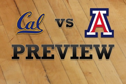 California vs. Arizona: Full Game Preview
