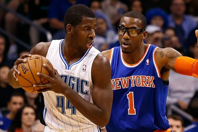Report: Nicholson to Replace Drummond in Rising Stars Game