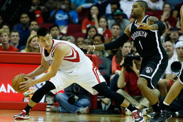 Jeremy Lin Must See Consistent Playing Time for Rockets to Find Success