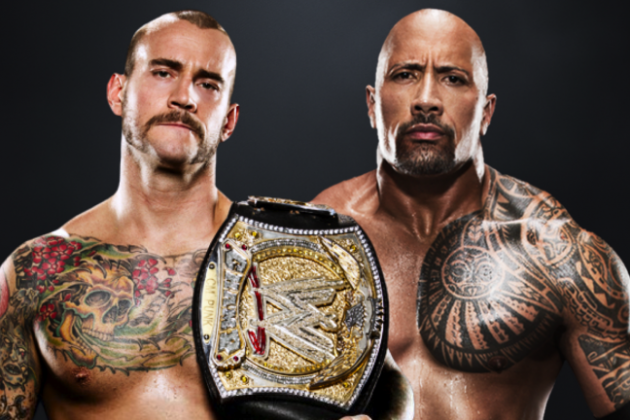 WWE Elimination Chamber: Is There Any Way CM Punk Can Beat The Rock?