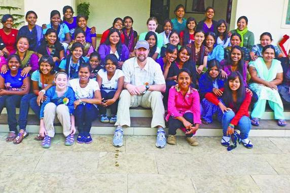R.A. Dickey Tells Story of His Journey to Rescue India's Youth
