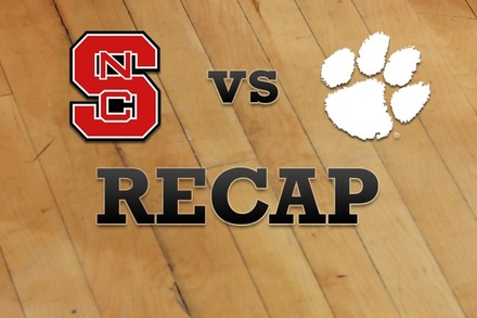 NC State vs. Clemson: Recap, Stats, and Box Score