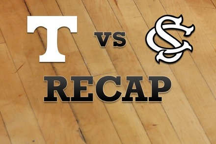 Tennessee vs. South Carolina: Recap, Stats, and Box Score