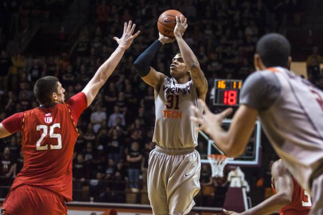 Terps Fall at Home Against Rival Virginia, 80-69