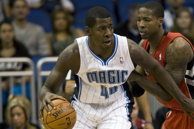 Magic's Andrew Nicholson Will Play in Rising Stars Game