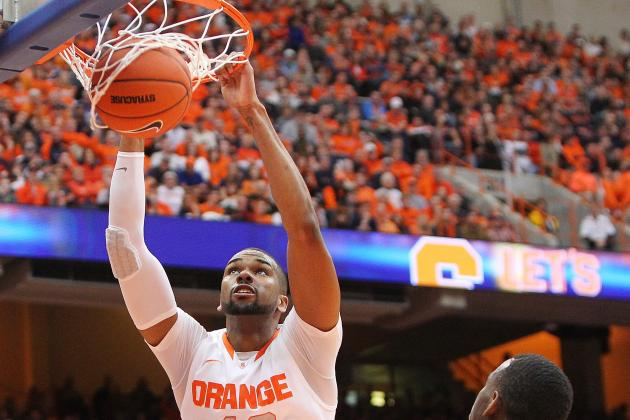 Return of Syracuse's James Southerland Changes National Picture