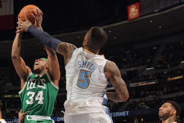 NBA Gamecast: Nuggets vs. Celtics
