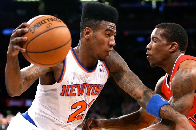NY Knicks Would Be Making a Massive Mistake by Trading Iman Shumpert