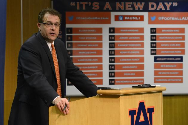 Auburn Football: How Gus Malzahn Can Prove It Truly Is a 'New Day'