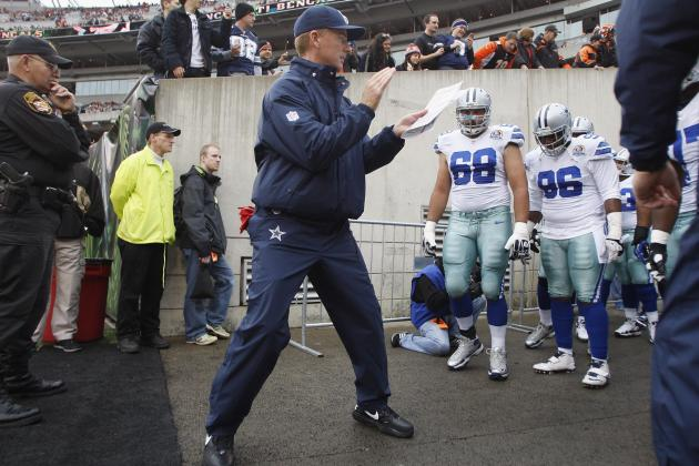 Dallas Cowboys Are Beginning to Show Signs of Hope under Jason Garrett