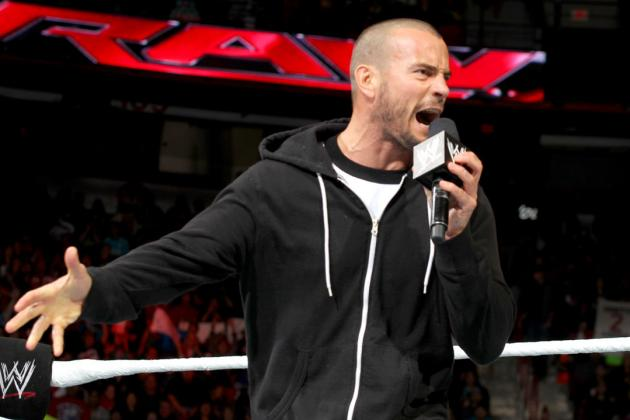 CM Punk Embodies the WWE's Current Problems with Promoting Heels