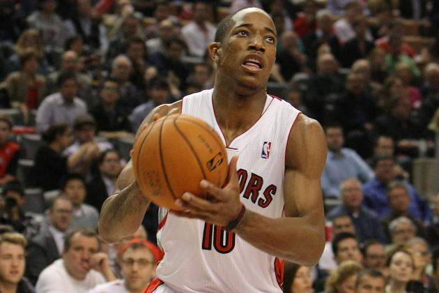 Raptors Beat Hornets 102-89