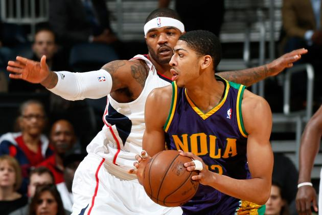 Which NBA Rookie Big Man Has Brighter Future, Andre Drummond or Anthony Davis?