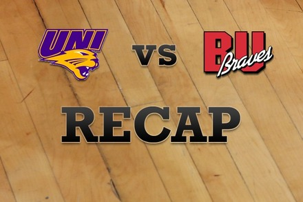 Northern Iowa vs. Bradley: Recap, Stats, and Box Score