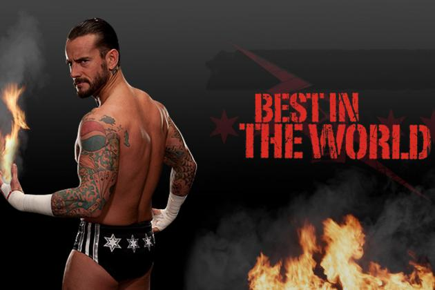 CM Punk Is Just Getting Started in WWE