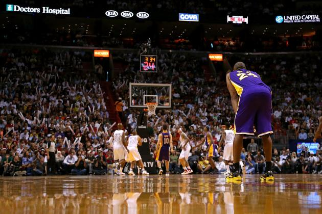 Los Angeles Lakers: Effort Against Miami Must Be Sustained Last 30 Games
