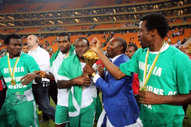 Africa Cup of Nations 2013: Nigeria Will Ride Momentum to World Cup Success
