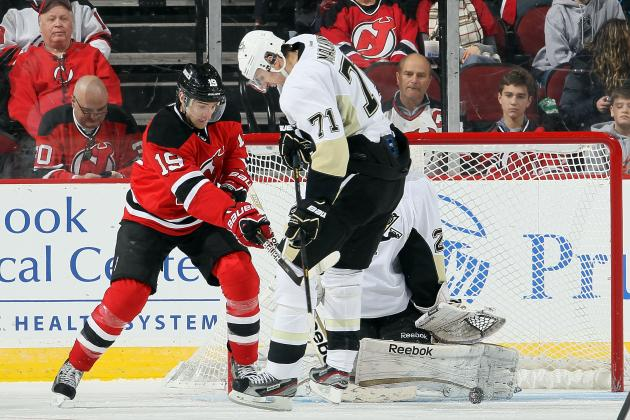 New Jersey Devils vs. Pittsburgh Penguins: GameCast