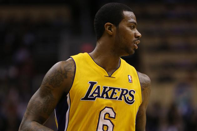 Lakers News: Earl Clark Becoming a Legitimate Part of LA's Offense