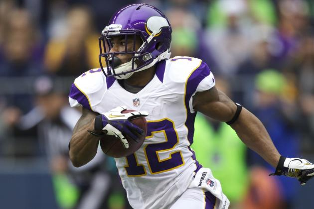 Questions Continue to Loom About Percy Harvin's Future as a Viking