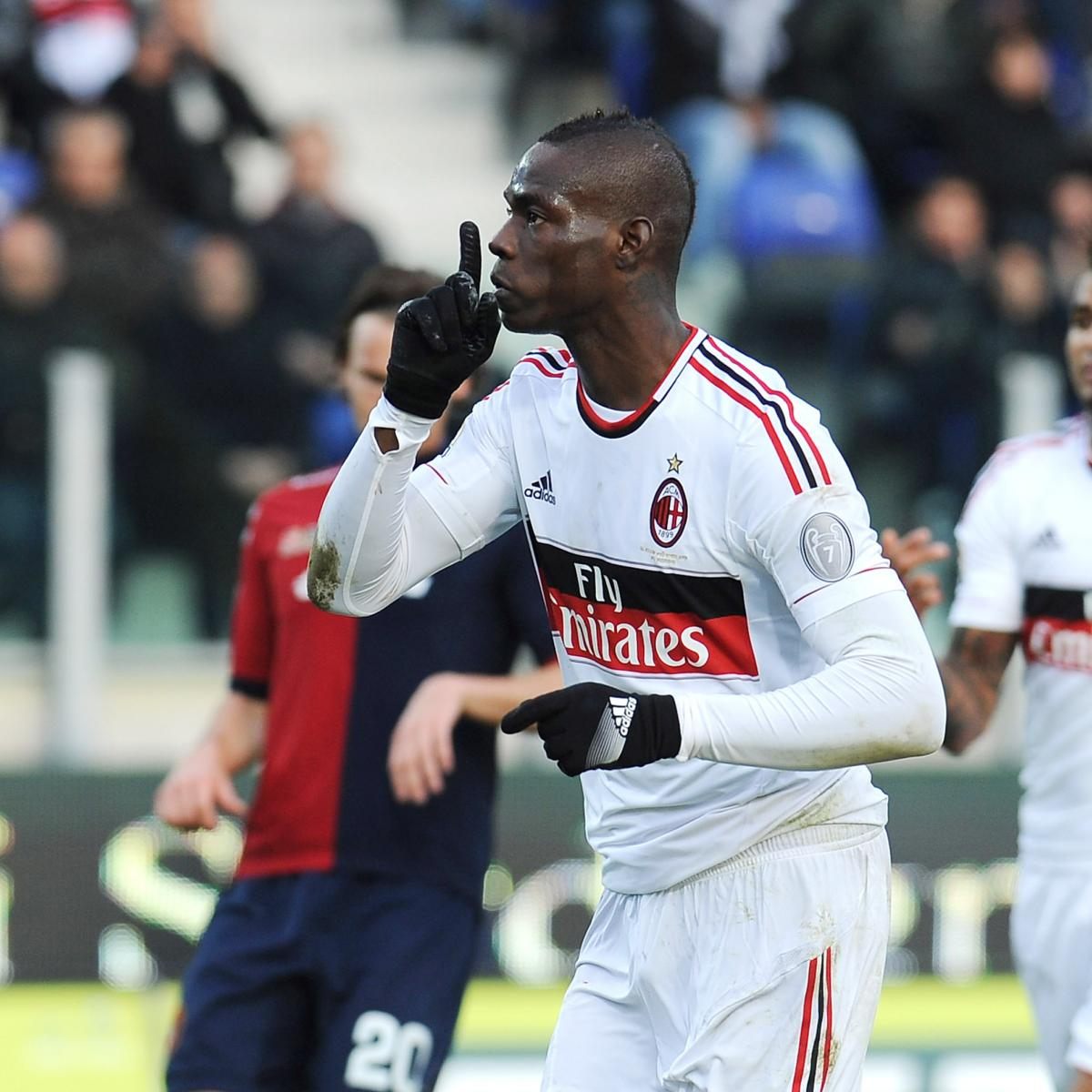 milan udinese highlights balotelli ac - photo#9
