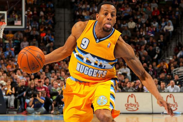 Andre Iguodala Has a Right ...