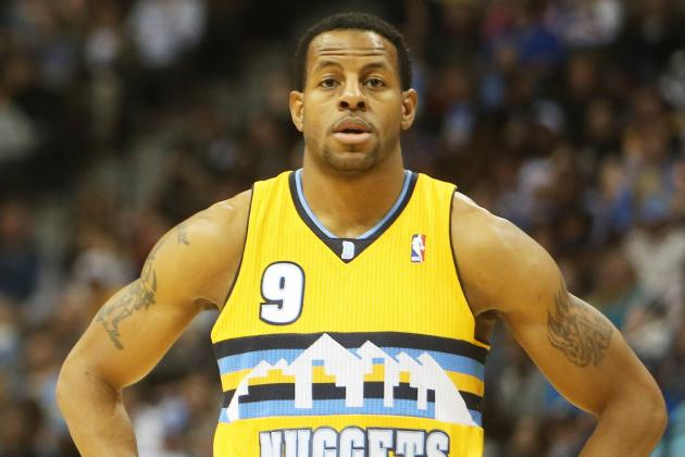 Andre Iguodala Injury: Updates on Nuggets Guard's Neck