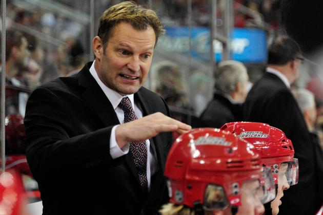 Carolina Hurricanes' Most Pressing Concerns Early in the NHL Season