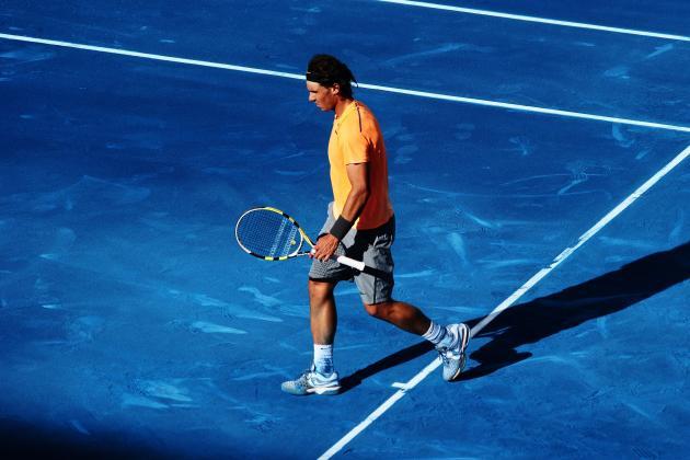 VTR Open 2013: Finals Loss Proves Rafael Nadal Is Still Far from Contending
