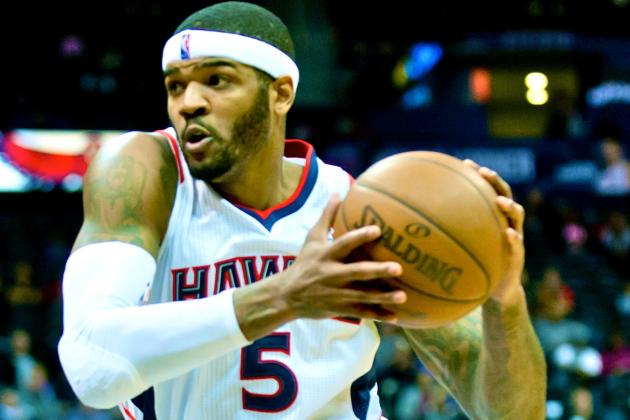 Brooklyn Nets Reportedly Making a Strong Push for Josh Smith