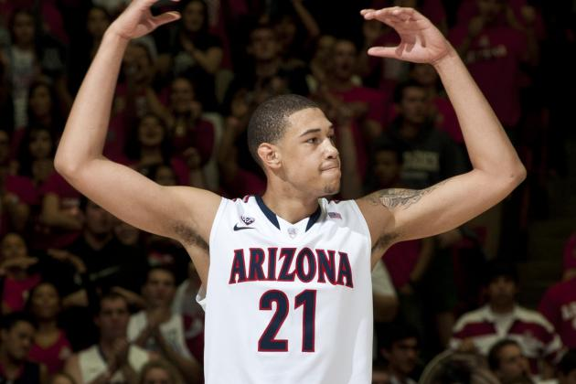 California 77, No. 7 Arizona 69