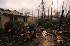 Tornado Touches Down on Campus of Southern Miss