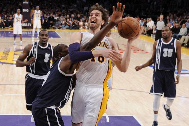 What Pau Gasol's Prolonged Absence Means for the Lakers