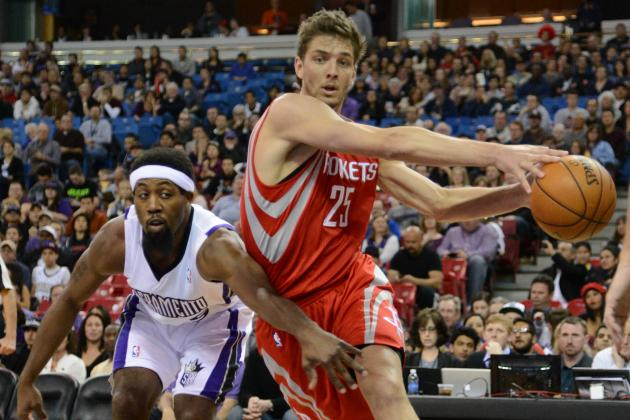 NBA Gamecast: Rockets vs. Kings