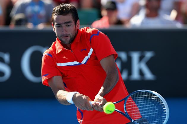Zagreb Indoors 2013: Can Marin Cilic Carry Momentum into Bigger Tournaments?