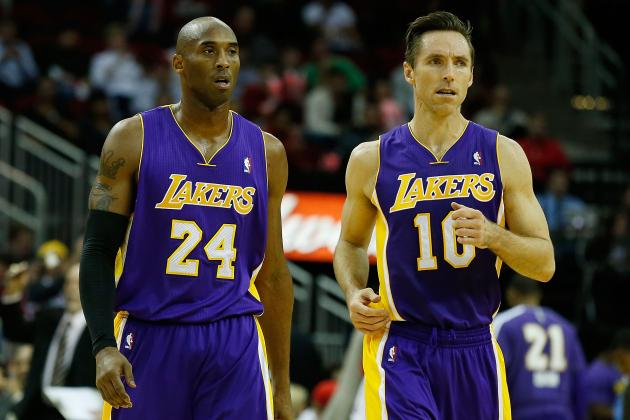 How Kobe Bryant-Steve Nash Role Reversal Is Confusing NBA Defenses