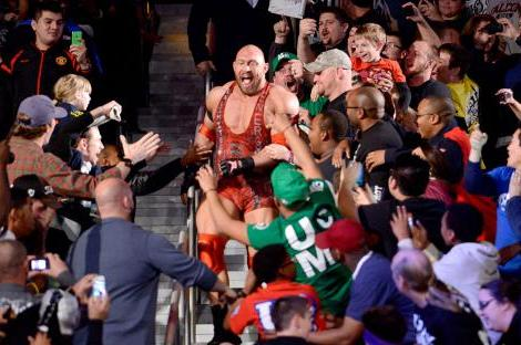 Ryback's Curious Return from Main Event to Midcard Status