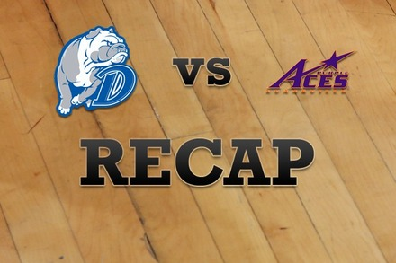 Drake vs. Evansville: Recap, Stats, and Box Score